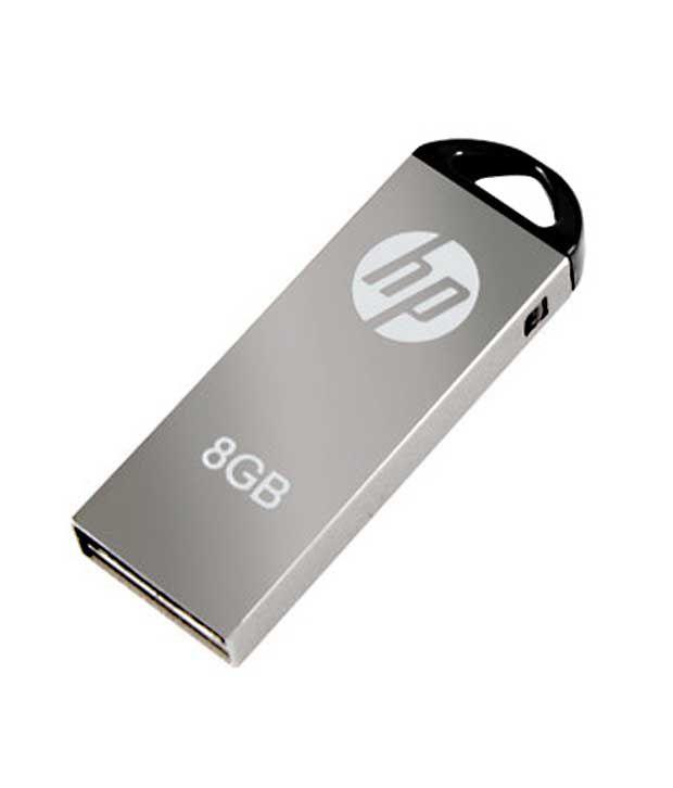 HP V220 Pen Drive  8 GB