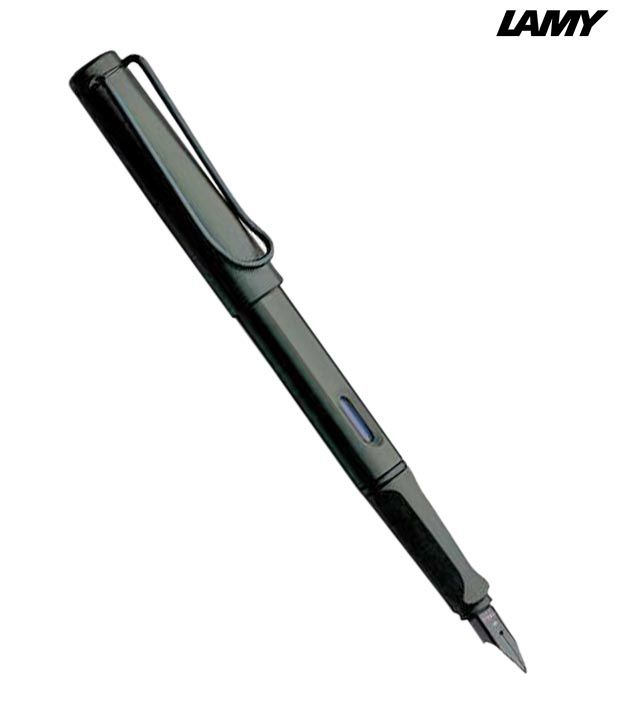 Lamy Safari Fountain Pen 17 Charcoal Buy Online At Best Price In