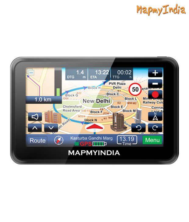 MapmyIndia - Vx140s Premium - 4.3'' Touchscreen