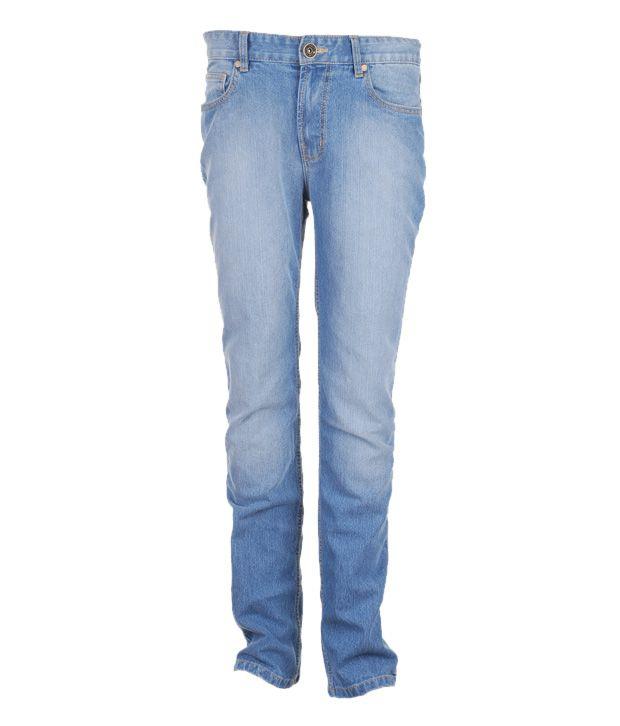 Numero Uno Ultra Light Blue Jeans