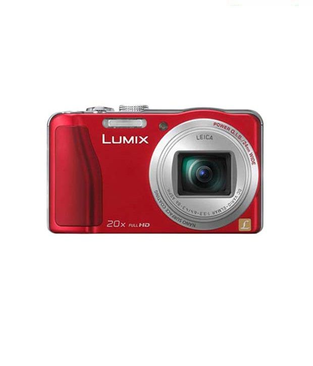 Panasonic Lumix DMC-TZ30 14.1MP Digital Camera (Red)