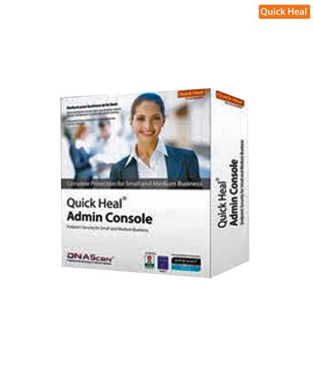 QuickHeal Admin Console Total Security (10 User)