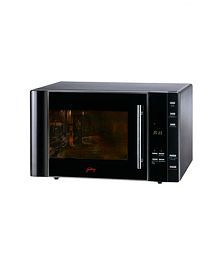 Godrej 30 Ltrs GME 30CR1BIM Microwave Oven Convection Microwave OvenBlack