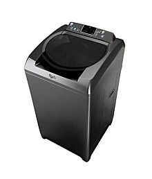 Whirlpool 360 Degree Bloom Wash 7.2 Kg Top Loading Fully Auto Graphite Washing Machine