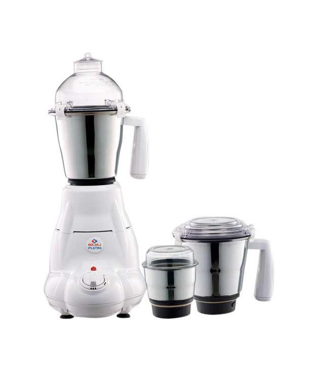 50db8855d3f Bajaj Platini PX-73 M Mixer Grinder Price in India - Buy Bajaj Platini PX-73  M Mixer Grinder Online on Snapdeal