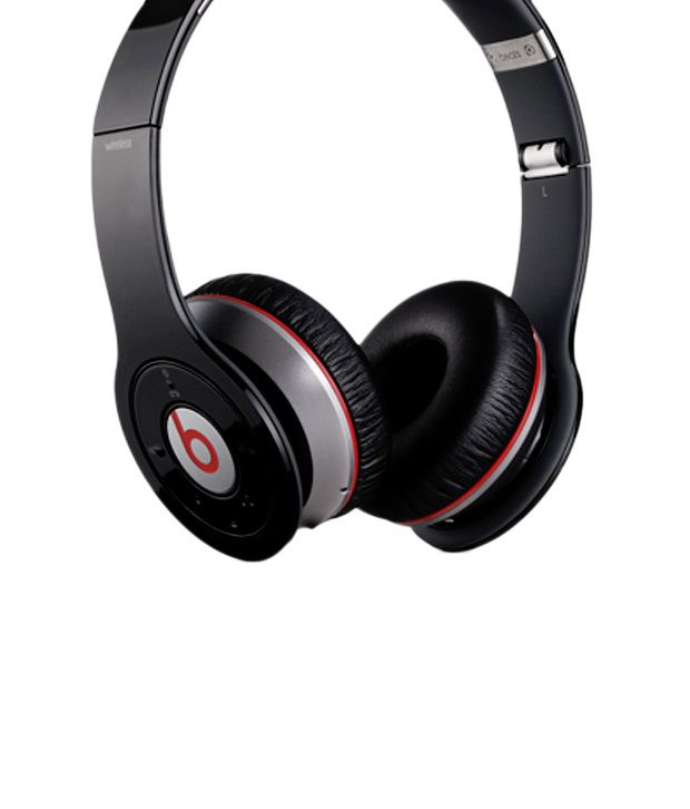 Beats Solo HD Over Ear Headphones With Mic Black