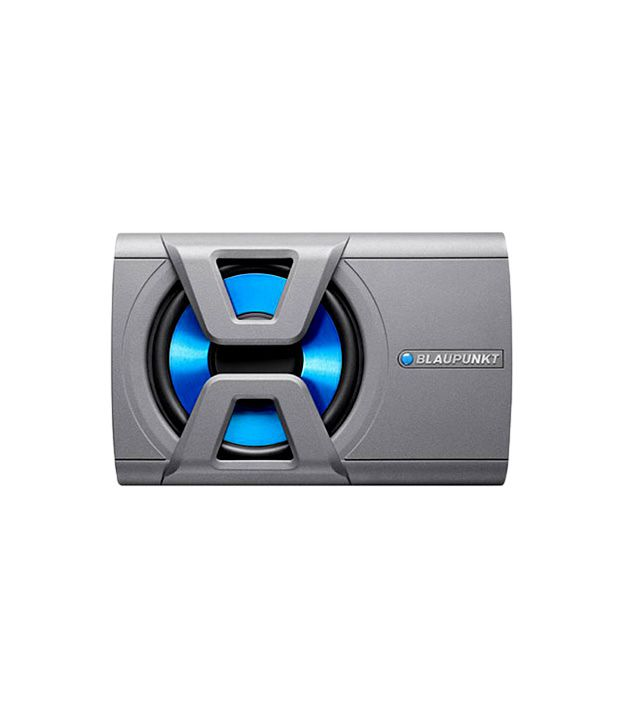Blaupunkt - XLF 200 A - 8 Inch Enclosed with Integrated Class-D Subwoofer (