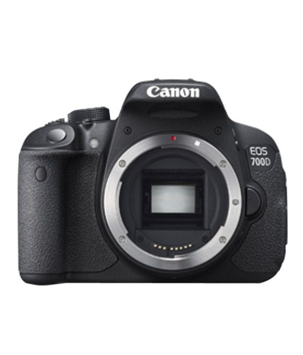 Canon 700D Body Only , Memory card and Bag
