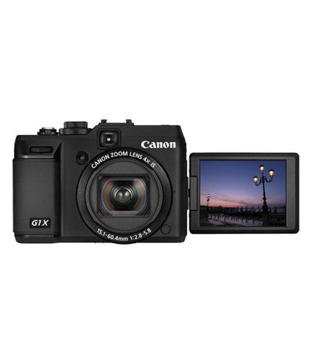 Canon Powershot G1X 14 3MP Digital Camera