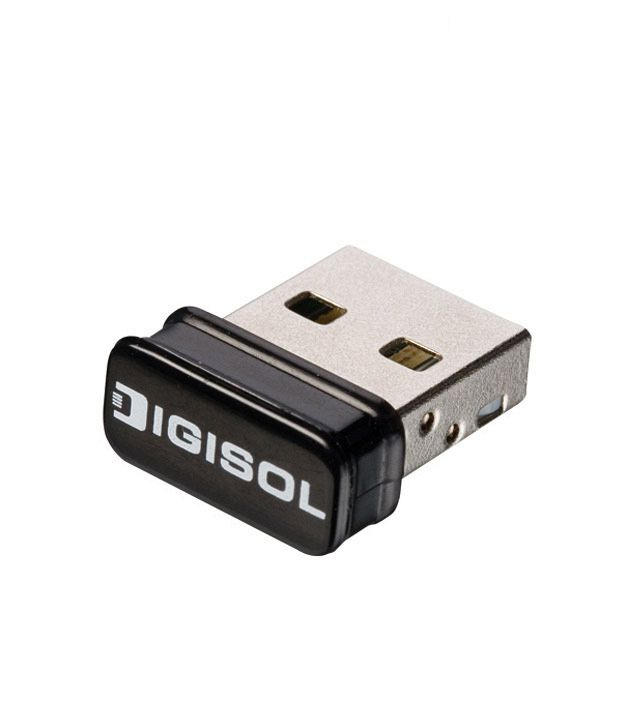 Digisol 150 Mbps Micro USB Wireless Adaptor  DG WN3150Nu