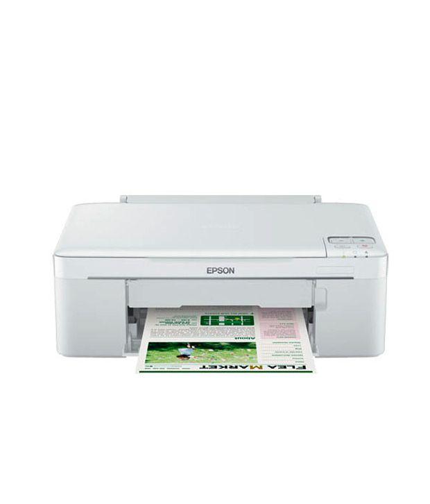 Epson ME 320 Multifunction Inkjet Printer (Print,Copy & Scan)