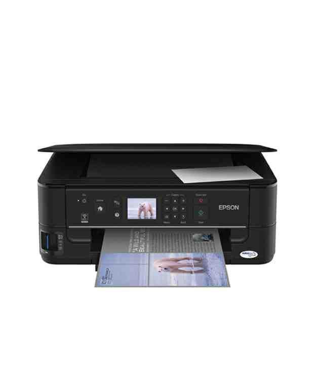 Epson Office - ME Office 900WD Multifunction Inkjet Printer  (Print,Copy & Scan)