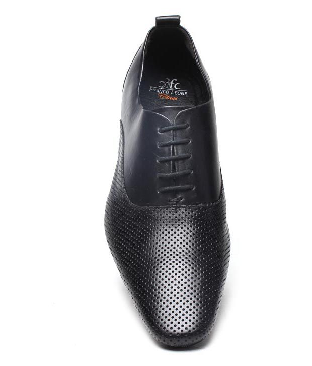 caf962d1f3d2 Franco Leone Oxfords Shoes Price in India- Buy Franco Leone Oxfords ...