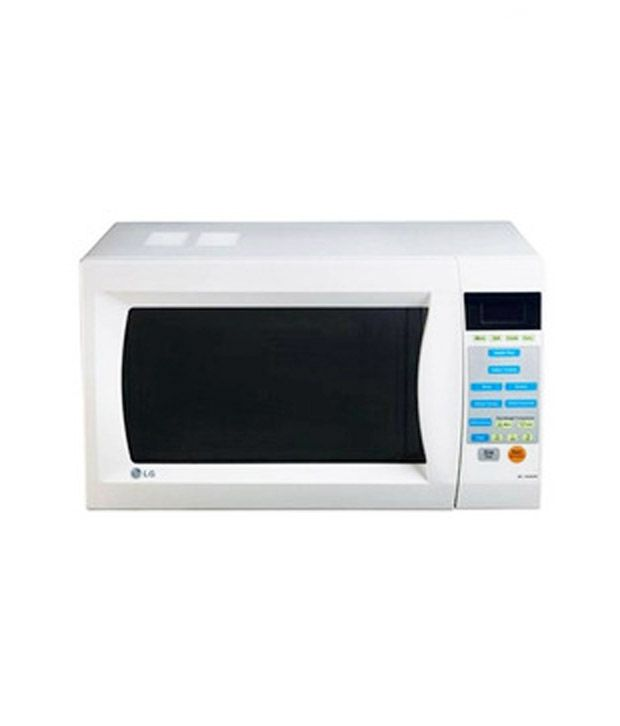 Lg 26ltr Mc 7649dw Convection Microwave Oven Price In