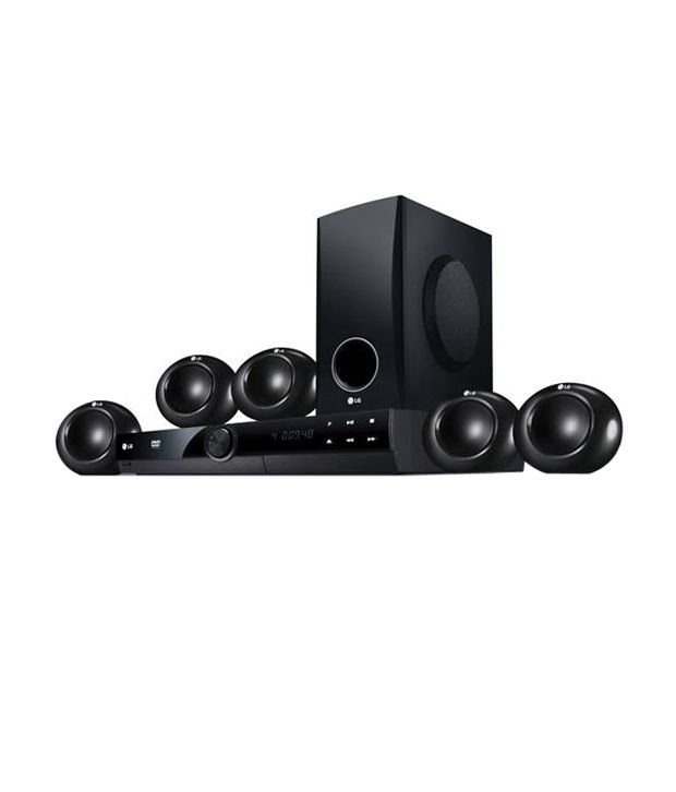 2e3fbf657d8 Buy LG HT306SU 5.1 DVD Home Theatre System Online at Best Price in India -  Snapdeal