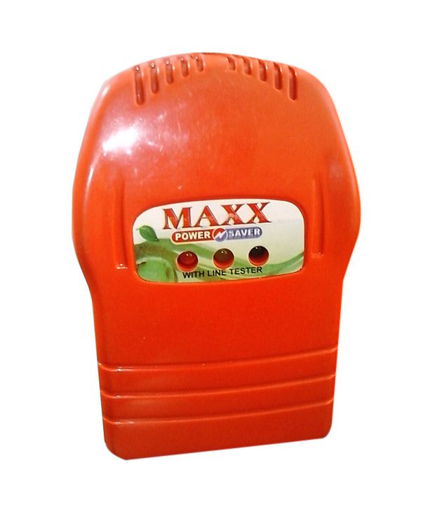 Maxx Enviropure Electric Power Saver-Red
