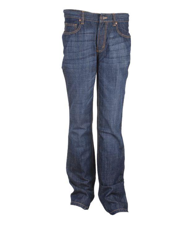 Numero Uno Radiant Dark Blue Jeans