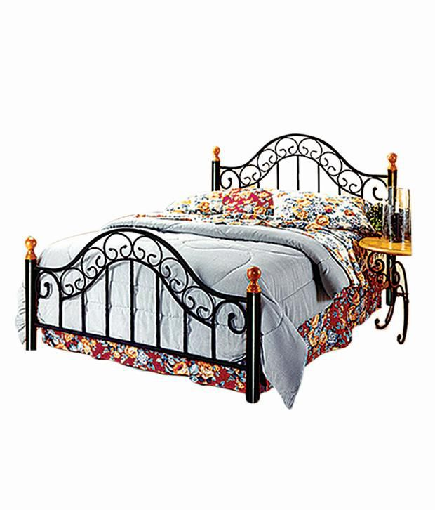 Iron bed online shopping in india