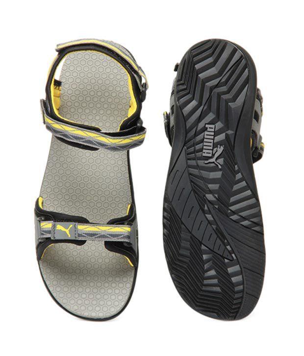 8d4424d6dbb8 Puma Floater Sandals - Buy Puma Floater Sandals Online at Best ...