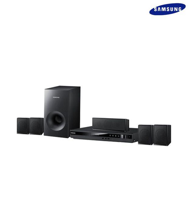 Samsung HT-E350K 5.1 DVD Home Theatre System