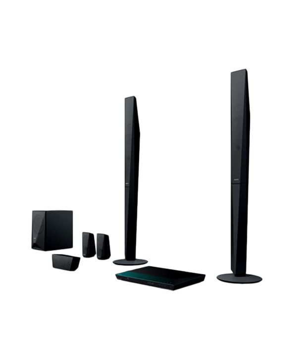 home theater 5 1. sony bdv-e4100 5.1 blu ray home theatre system theater 5 1