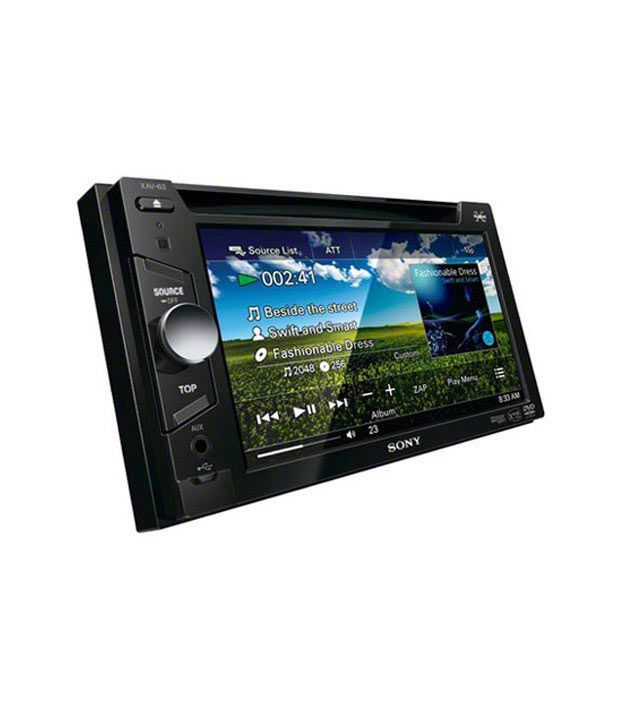 Car Lcd Screen With Dvd Player Price In India