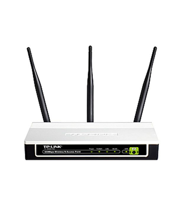 TP-LINK 300 Mbps Wireless N Access Point (TL-WA901ND)