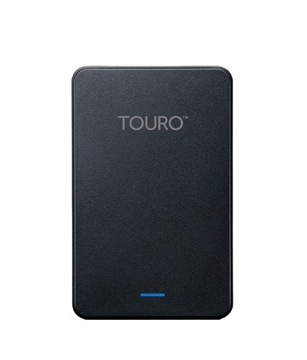 HGST Touro Mobile 6.35 cm (2.5) 1 TB External Hard Disk