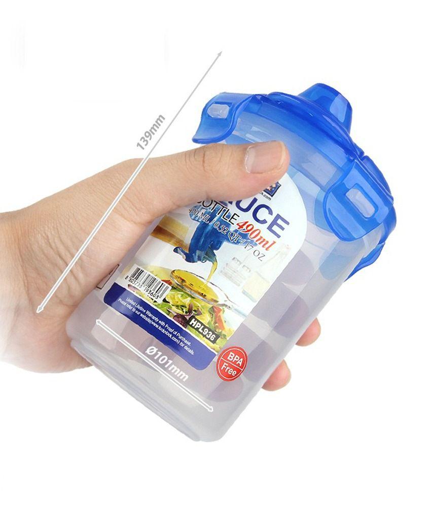Lock & Lock One Touch Oil/Sauce Bottle set (2 Pcs)