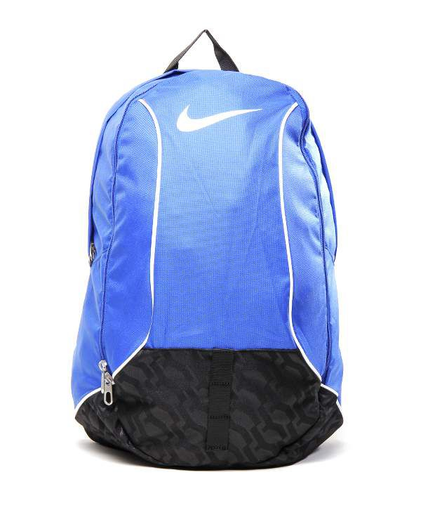 Nike Brasilia 6 Medium Unisex Backpack-Blue - Buy Nike Brasilia 6 Medium Unisex  Backpack-Blue Online at Best Prices in India on Snapdeal 40a39a09a3de