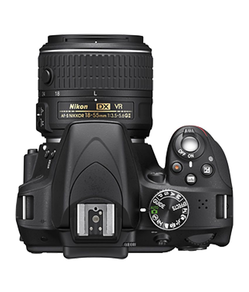 Nikon D3300 Digital SLR Camera Body Only with 4 GB: Amazon.in ...