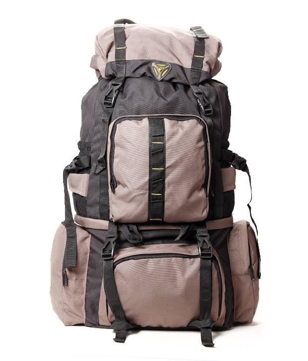 President Hulk Khakhi Travel Backpack