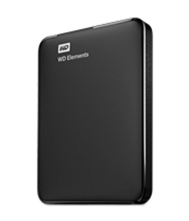 WD Elements 6.35 cm (2.5) 500 GB External Hard Drive