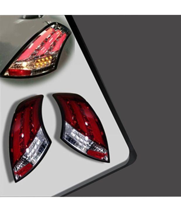Autofurnish Maruti Swift New Tail Lights Bmw Style Buy Autofurnish Maruti Swift New Tail