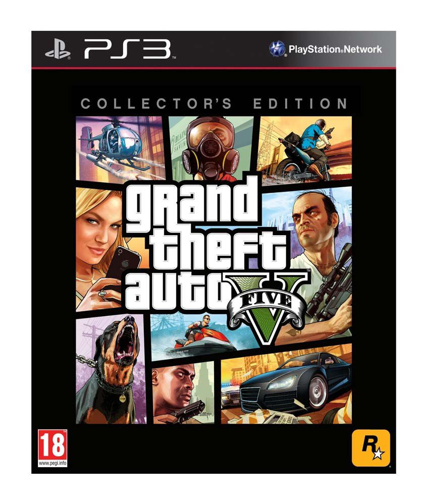 buy gta v special edition ps3 online at best price in india snapdeal rh snapdeal com