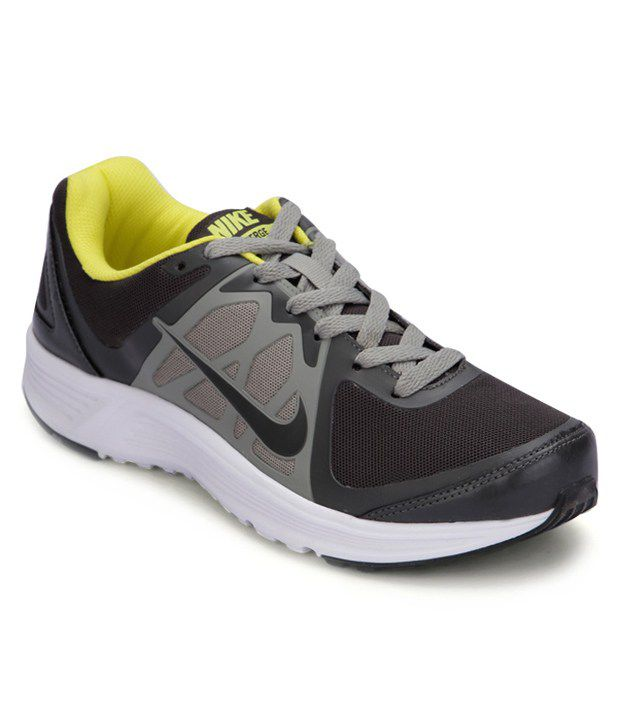 Nike Emerge Grey Running Shoes - Buy Nike Emerge Grey Running ...