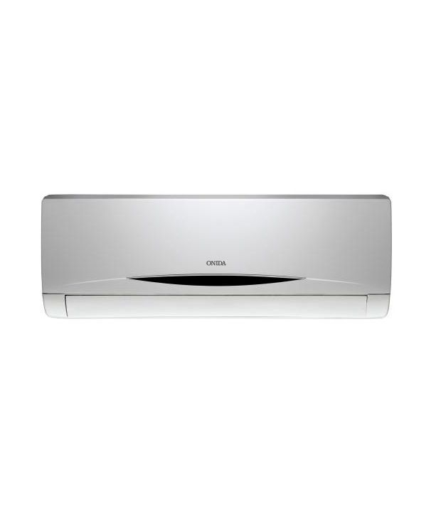 Onida 1.5 Ton 3 Star S183FLT-L Power Flat-L Split Air Conditioner silver