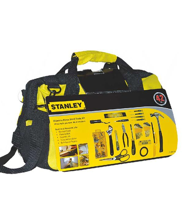 Stanley Domestic Tool Kit (42 Pcs)
