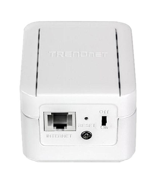 TrendNET 300 Mbps N300 Easy N Range Extender (TEW-737HRE)