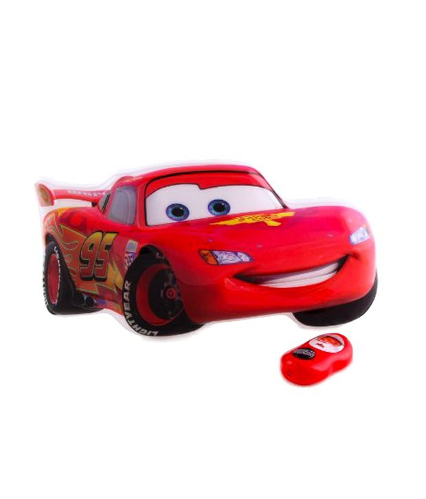 Uncle Milton Red Lightning Mcqueen Wall Decal Light Buy