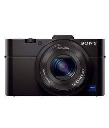 Sony Cybershot RX100 II 20.2MP Digital Camera