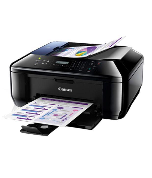 Canon Pixma E610-Photo Multifunction Printer