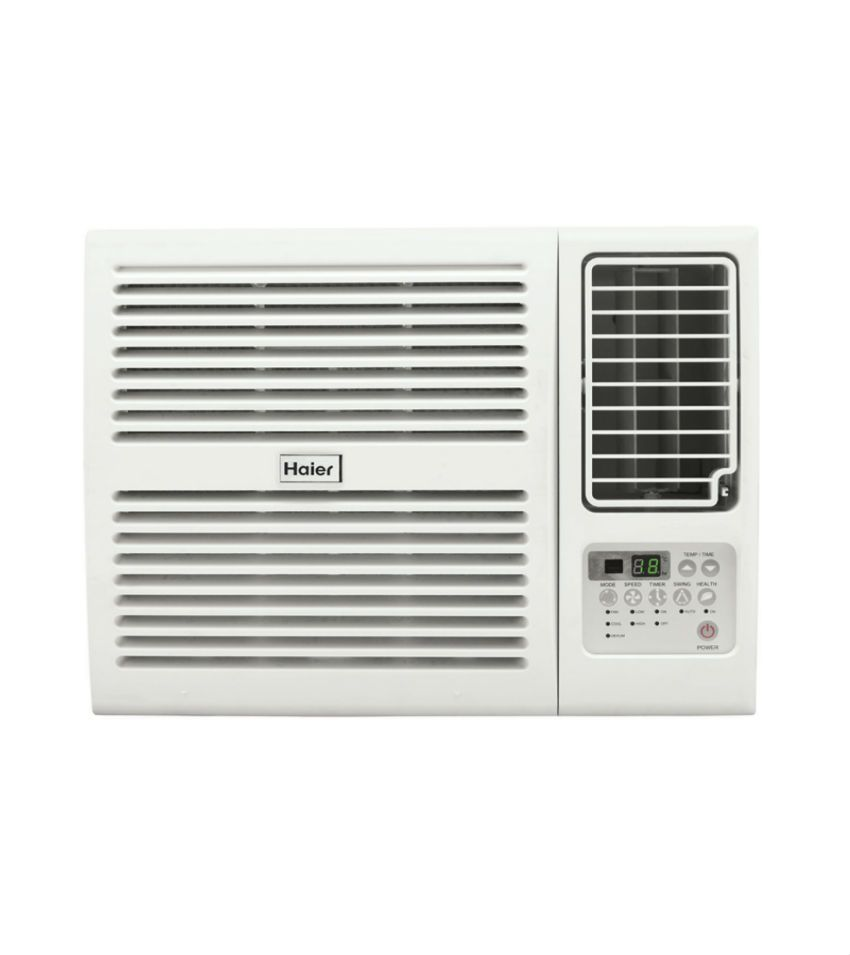 Haier 1 ton 1 star hw 12ch1n window air conditioner price for 1 ton window ac price list 2013