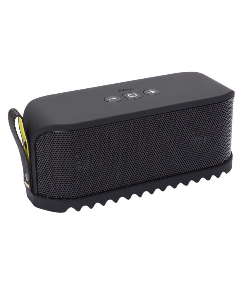 Jabra Solemate Mini Bluetooth Speaker Black