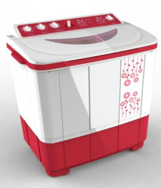 Kelvinator KS7216SR 7.2 Kg Semi Automatic Washing Machine