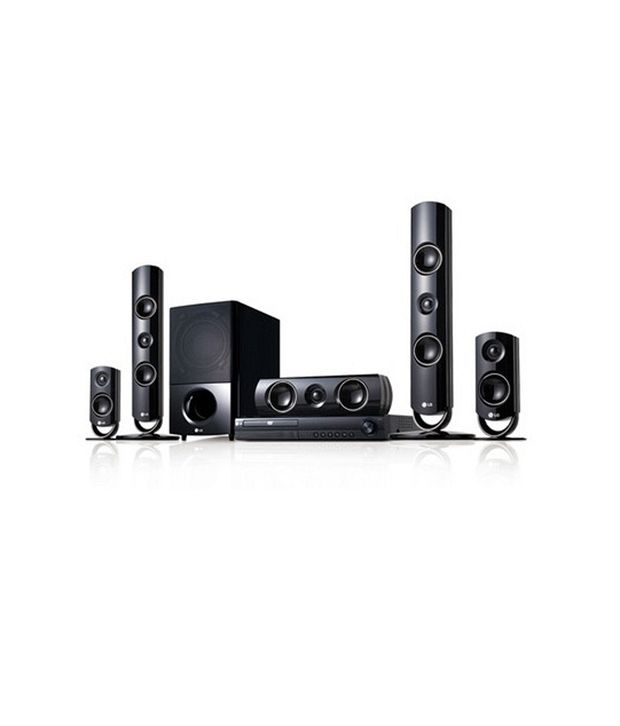 9adef872f1d Buy LG AR 906 5.1 DVD Home Theatre System Online at Best Price in India -  Snapdeal