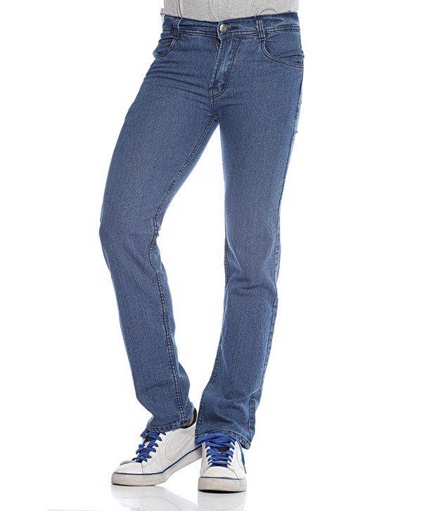 Photon Jeans Light Blue Basic Jeans