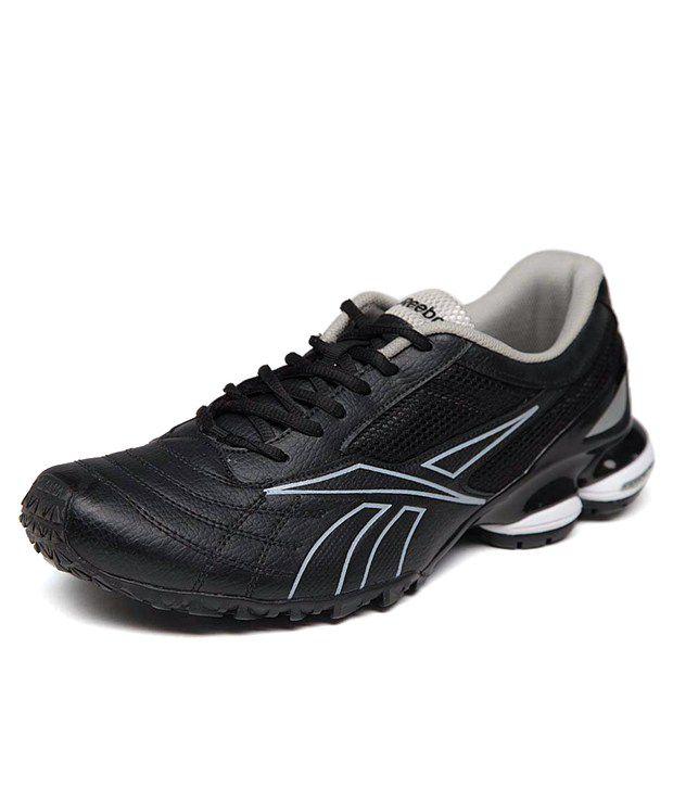 Black Reebok Trans Sport Lp Running Shoes