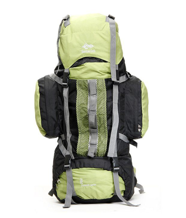 0c233c9407d6 Senterlan Parrot Green 75L Travel Backpack - Buy Senterlan Parrot Green 75L  Travel Backpack Online at Low Price - Snapdeal