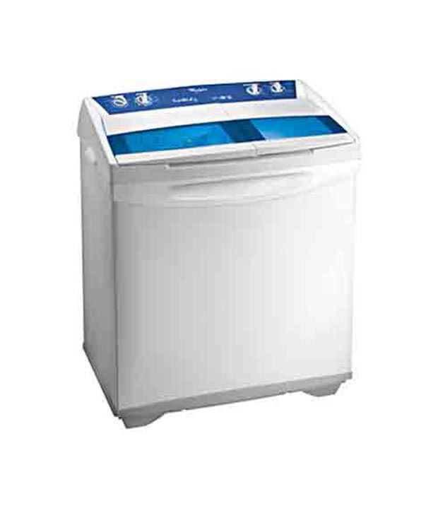 whirlpool superwash xl i - 72s 7 2 kg top loading semi auto white washing  machine price in india - buy whirlpool superwash xl i - 72s 7 2 kg top  loading